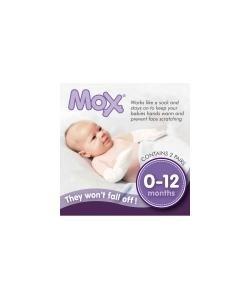 Woombie Mox Mittens, Sorbet, Infant