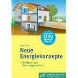 """Neue Energiekonzepte f�r Haus- und Wohnungsbesitzervon """"J�rgen Br�ck"""""""
