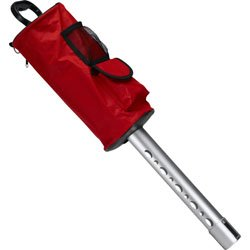 ZTech Shag Bag with Aluminum Tube( COLOR: N/A, MODEL:N/A, SIZE:N/A )
