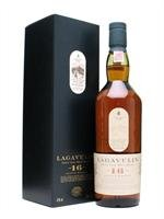 Lagavulin 16 year old Single Malt Scotch Whisky 70cl Bottle