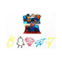 Superman Logo Bandz Bracelets - 1