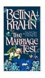The Marriage Test (0739444212) by Krahn, Betina