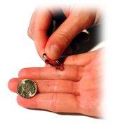 Crackerjack Love Coin Trick by Sasco