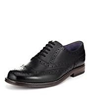 Autograph Leather Layered Sole Brogues