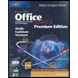 Microsoft Office 2003: Course One, Introductory Concepts and Techniques, Premium Edition - Textbook Only (0007806523) by Shelly, Gary B