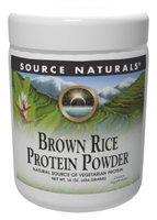 Source Naturals Brown Rice Protein Powder, 2 Pound