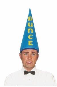 Adult Dunce Cap