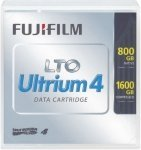FUJIFILM - LTO Ultrium 4 - 800 GB / 1.6 TB - bar code labeled - storage media