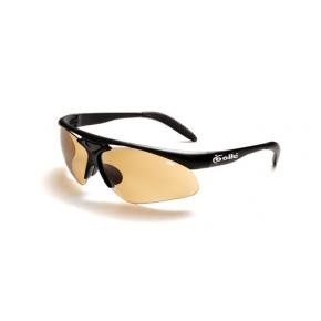 Bolle Performance Vigilante Sunglasses (Matte Black/G-Standard PLUS (EagleVision 2 Dark in frame + EagleVision 2 + TNS 20))