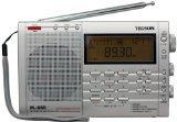 Tecsun PL-660SLV Portable AM/FM/LW/Air Shortwave World Band Radio with Single Side Band, Silver