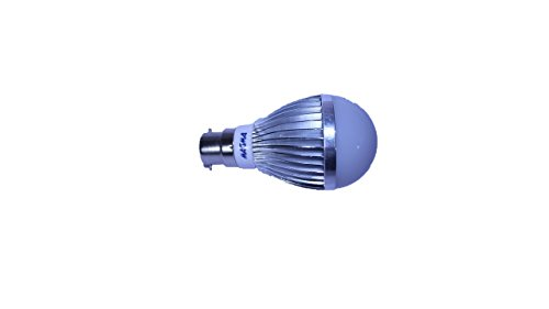 7W LED Bulb (Silver)