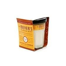 Mrs. Meyer's, Soy Candle, Orange Clove, 4.9 Oz
