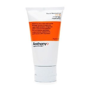 Best Cheap Deal for Anthony Logistics for Men Facial Moisturizer SPF 15, 2.5 oz. by Anthony Logistics for Men - Free 2 Day Shipping Available
