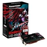 PowerColor ATI Radeon HD 6870 1 GB DDR5 2 DVI/1 HDMI/2 Mini DisplayPort PCI-Express Video Card AX6870 1GBD5-2DH