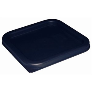 Square Lid Lid To Fit 10-15L Square Containers. Color: Blue.