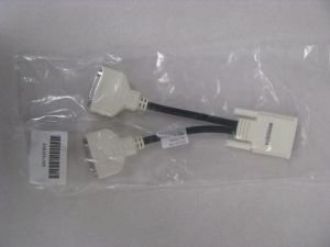 HP LFH / DMS-59 to Dual DVI Y-Splitter Cable 338285-005