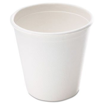 NatureHouse SVAL052 Bagasse Hot Cup, 12-Ounce (Pack of 50) (Microwave Safe Disposable Cups compare prices)