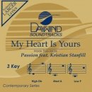 My Heart Is Yours [Accompaniment/Performance Track] (Daywind Soundtracks)