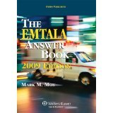 img - for EMTALA Answer Book [PAPERBACK] [2008] [By Mark M. Moy] book / textbook / text book
