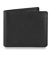 Luxury Leather Billfold Wallet