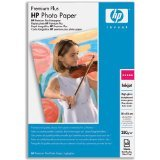 HP Hewlett Packard Premium Plus Photo Paper (High Gloss) - 280 g/mÃ'² 10cm (3.9in) x 16.5cm (6.5in), with tab - 100 sheets Q8029A