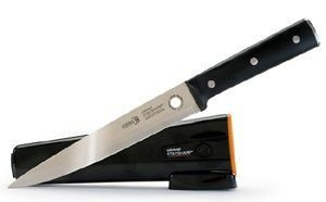 Wiltshire StaySharp 8 inch Carving Knife - Black Scabbard