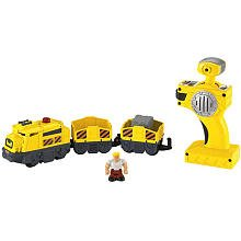Geotrax Demolition Team/Meet Knox & Nick/Remote Control Train