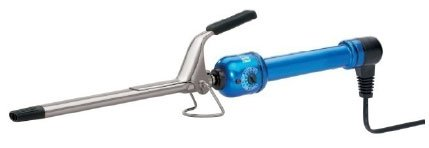 Hot Tools Blue Ice Titanium Ribbon Curling Iron - HTBL1143
