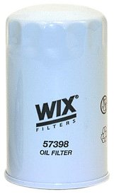 Wix 57398 Spin-On Oil Filter, Pack of 1