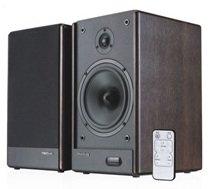 Microlab SOLO6C Aktivbox 2-Wege Lautsprechersystem (100 Watt RMS) Holz