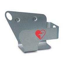 [해외]벽 장착 브래킷 F 현장 및 가정용 제세 동기/Wall Mount Bracket F onsite And Home Defibrillator