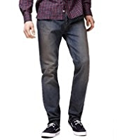 Big & Tall Blue Harbour Tapered Leg Denim Jeans with Stormwear™