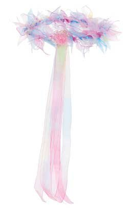 Creative Education Creative Education's Rainbow Halo Costume - 1