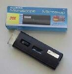 30X Pocket Microscope w case illuminated Volume Discounts