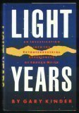 Light Years: Investigation into the Extraterrestrial Experiences of Eduard Meier (2904616640) by Gary Kinder