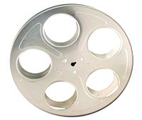 Movie Reels Silver by Hollywood Mega (Old Hollywood Table compare prices)