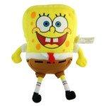 Cute SpongeBob Figure Stuffed Toy-18cm Height(Yellow)