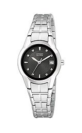 Citizen Women's Eco-Drive Dress watch #EW1410-50E