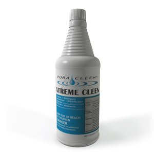 Xtreme Cleen Decontaminant Concentrate - Makes 16 Gallons - 32 oz
