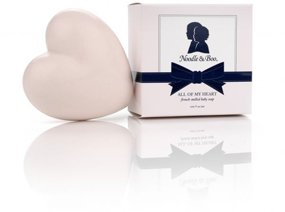 Noodle & Boo All of My Heart French-Milled Baby Soap
