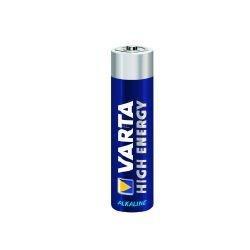 VARTA Micro Batterie LR03 High Energy Micro - 1 Stück