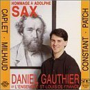 Homage to Adolphe Sax by Daniel Gauthier