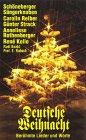 Deutsche Weihnacht - Berühmte Lieder und Worte [VHS]