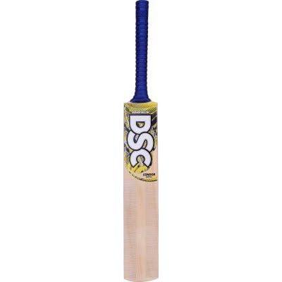 DSC Condor Ruffle Kashmir Willow Cricket Bat Size SH
