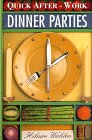 Quick After-Work Dinner Parties (Quick After-Work Cookbook Series) (0749917245) by Walden, Hilaire
