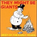 Original album cover of Best of the Early Years by They Might Be Giants