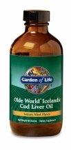 Garden of Life Olde World Cod Liver Oil