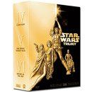Star Wars Trilogy (Episodes IV-VI) Limited Gold Edition