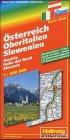 Autriche, Haute Italie, Slov�nie. Ech...