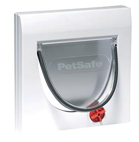 PetSafe Staywell Classic manual 4 Way Locking Cat Flap (with tunnel)